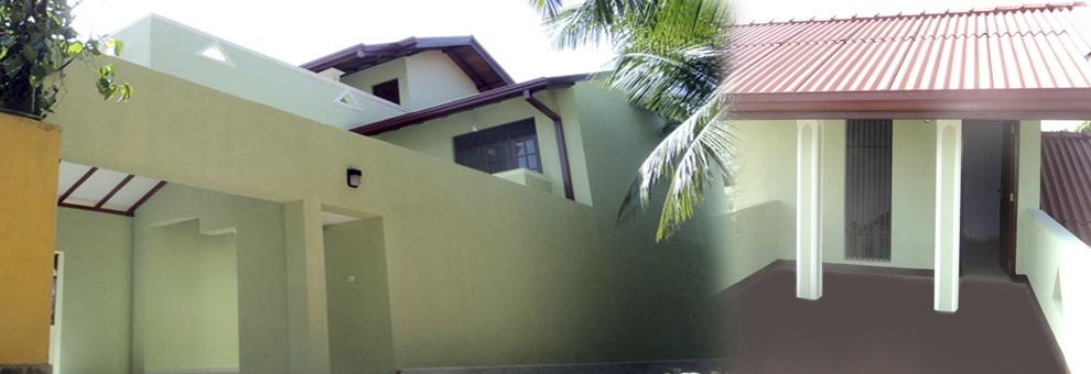 Two Story Luxury House for Sale in Katubedda, Moratuwa