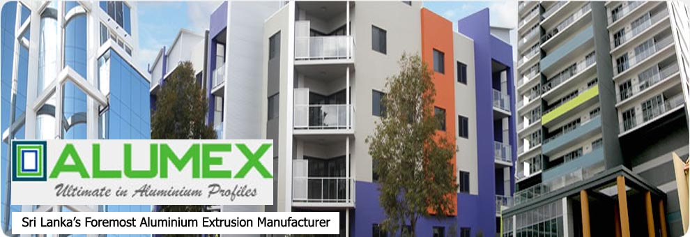 ALUMEX - Sri Lanka's Foremost Aluminium Extrusion Manufacturer