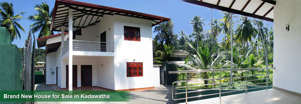 Fully tiled brand new house for sale in ganemella road for Brand new house plans