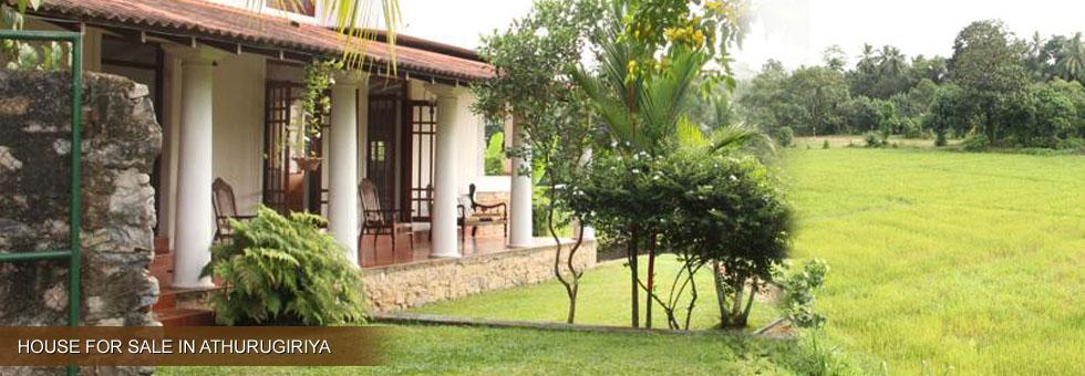 HOUSE FOR SALE IN ATHURUGIRIYA  - Sell Buy Rent Properties