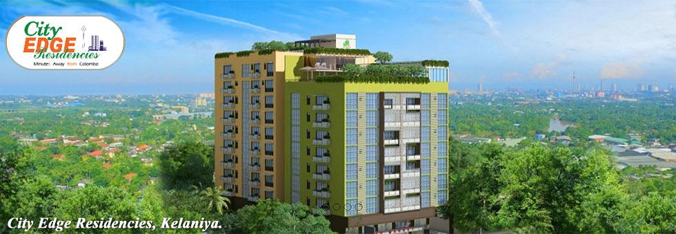 City Edge Residencies, Kelaniya  - Sell Buy Rent Properties
