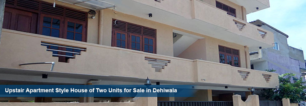 An upstair apartment style house of two units on 8 5 for 8 unit apartment building for sale
